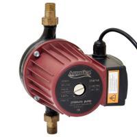 """Насос для повышения давления 270Вт Hmax 12м Qmax 47л/мин Ø3/4"""" 195мм + гайки Ø1/2"""" AQUATICA (774714)"""
