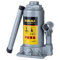 Домкрат гидравлический бутылочный 10т H 200-385мм Standard Sigma (6106101)