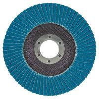 Круг лепестковый торцевой Т27 (прямой) ZA Ø125мм P100 Sigma (9173051)