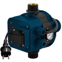 Контроллер давления электронный 1.1кВт Ø1 + розетка Katran (779756)