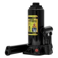 Домкрат гидравлический бутылочный 5т H 216-413мм SIGMA (6101051)